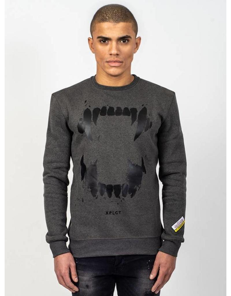XPLCT Studios Explicit Teeth Crewneck