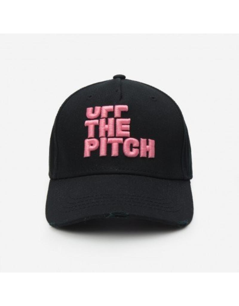 Off The Pitch OFF THE PITCH Cap 3D Navy/Fresh Salmon