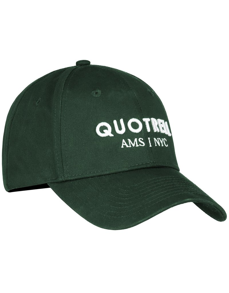 Quotrell QUOTRELL Cap Army/White