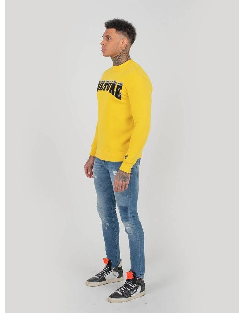XPLCT Studios XPLCT Culture Sweater Yellow