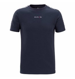 Malelions Malelions Taped Tee Navy