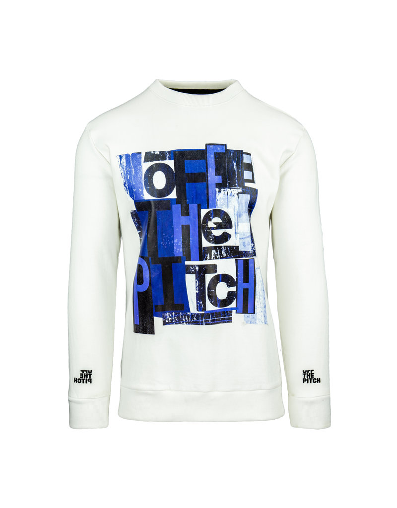 Off The Pitch OFF THE PITCH Pay Money Crewneck