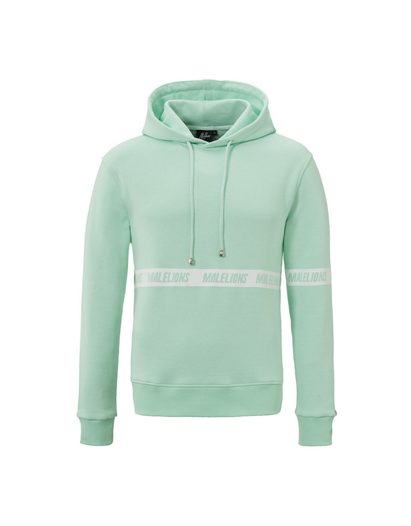 Malelions Malelions Captain Hoodie Mint