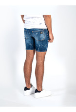 XPLCT Studios XPLCT Travis Blue Shorts