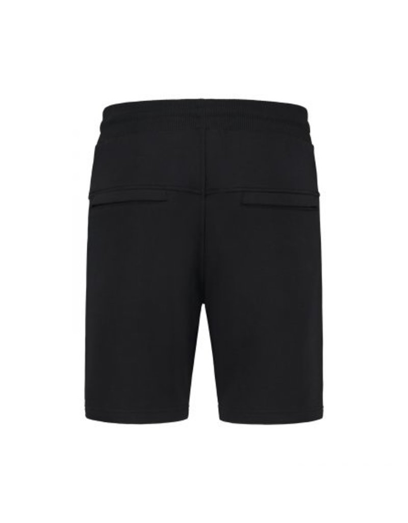 Quotrell QUOTRELL Taped Short Black/Fuschia