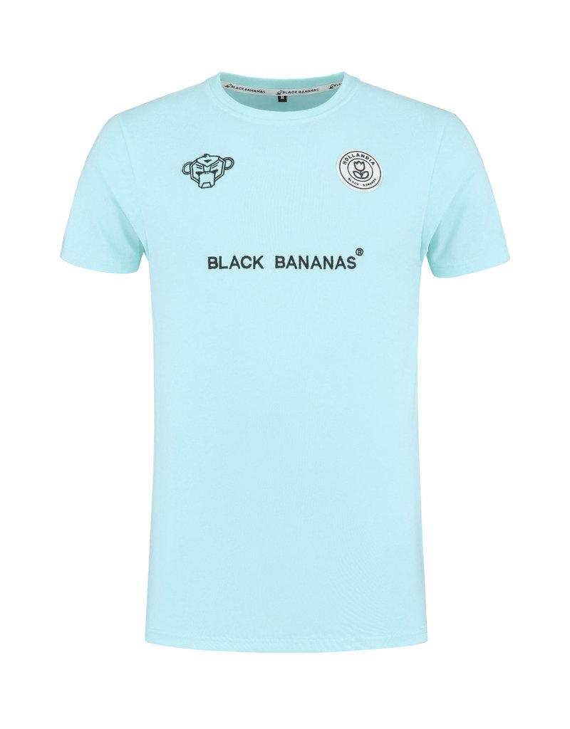 Black Bananas BLCK BNNS F.C. Basic Tee Baby Blue