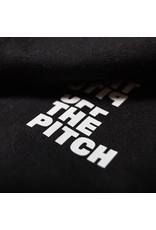 Off The Pitch OFF THE PITCH Handwritten Tee Black