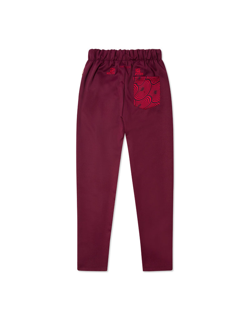 Off The Pitch OFF THE PITCH Bound Trackpants Red