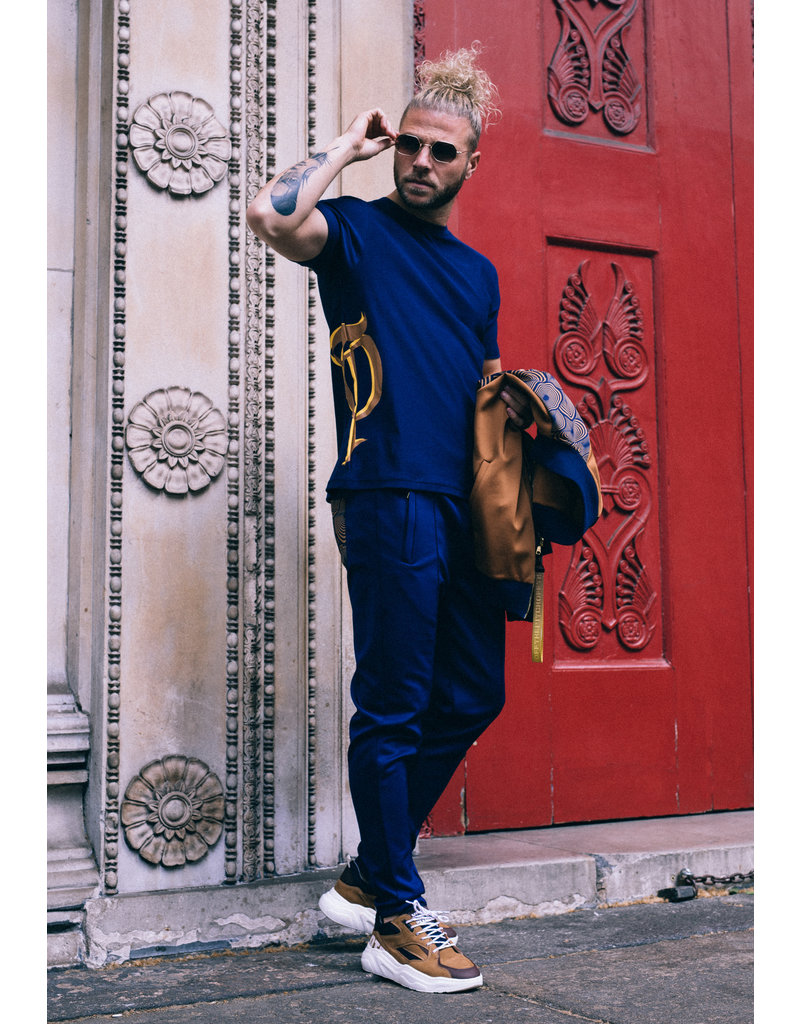 Off The Pitch OFF THE PITCH Bound Trackpants Blue