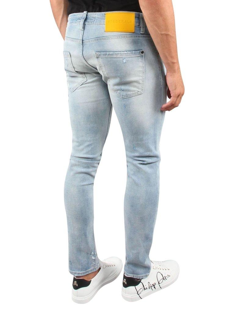 Federal Federal Repair Jeans