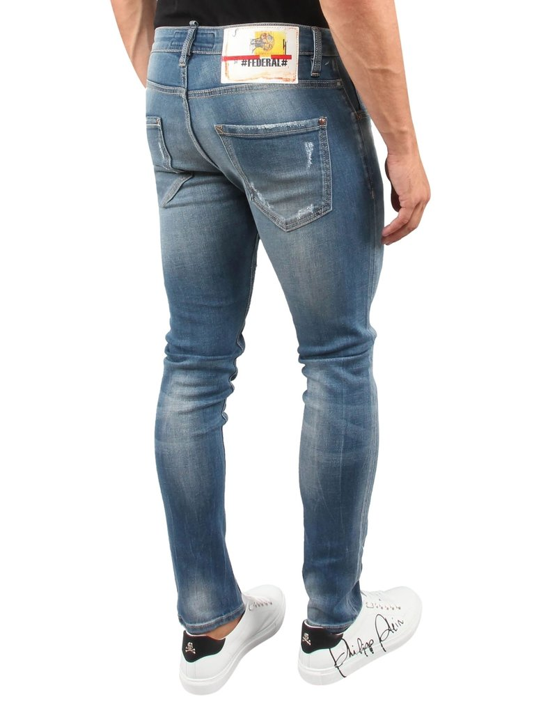Federal Federal Pocket Jeans