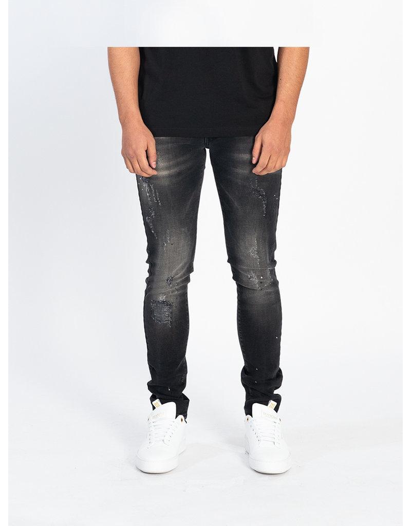 XPLCT Studios XPLCT Rome Black Jeans
