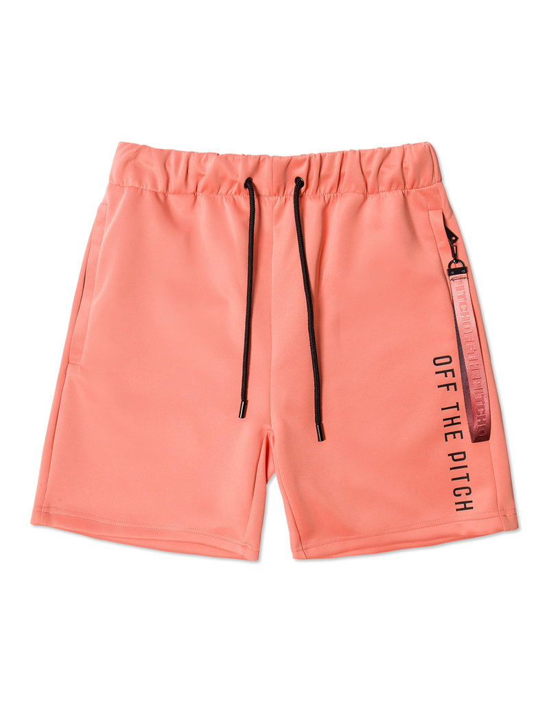 Off The Pitch OFF THE PITCH Bound Shorts Salmon