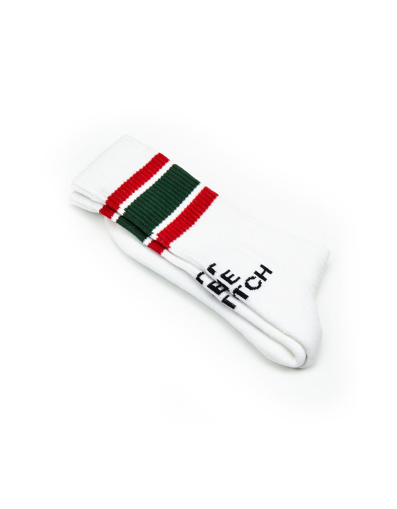 Off The Pitch OFF THE PITCH Socks Green/Red