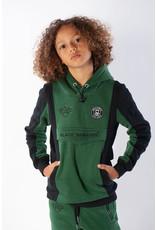 Black Bananas BLCK BNNS Kids Anorak Block Hoodie Dark Green
