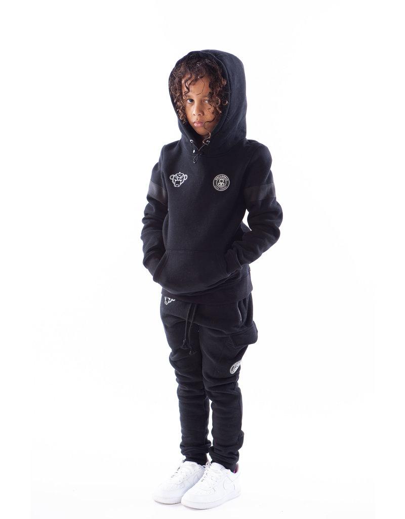 Black Bananas BLCK BNNS Kids Chief Hoodie Black