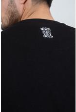 Black & Gold Black & Gold Craneo Popas Sweater Black