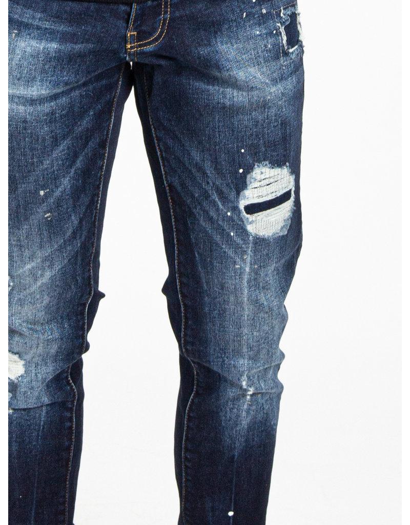 XPLCT Studios XPLCT Birmingham Jeans Blue