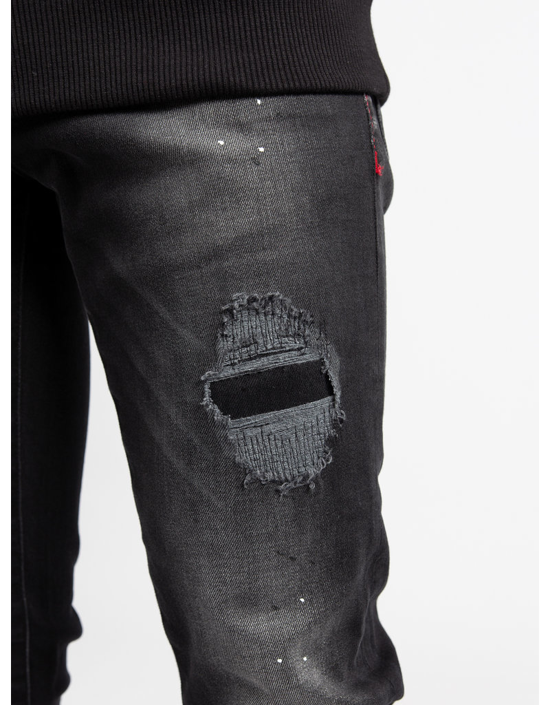 XPLCT Studios XPLCT Birmingham Jeans Black