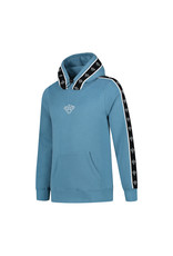 Black Bananas BLCK BNNS Taped Hoodie Baby Blue