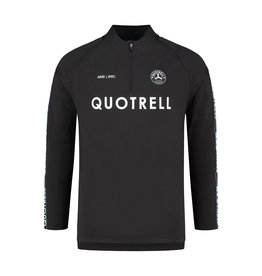 Quotrell QUOTRELL Trashsuit Black/White