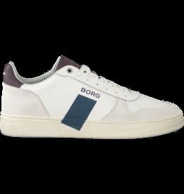 Björn Borg Björn Borg Low LEA Sneaker White