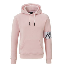 Malelions Malelions Captain Hoodie 2.0 Pink/White