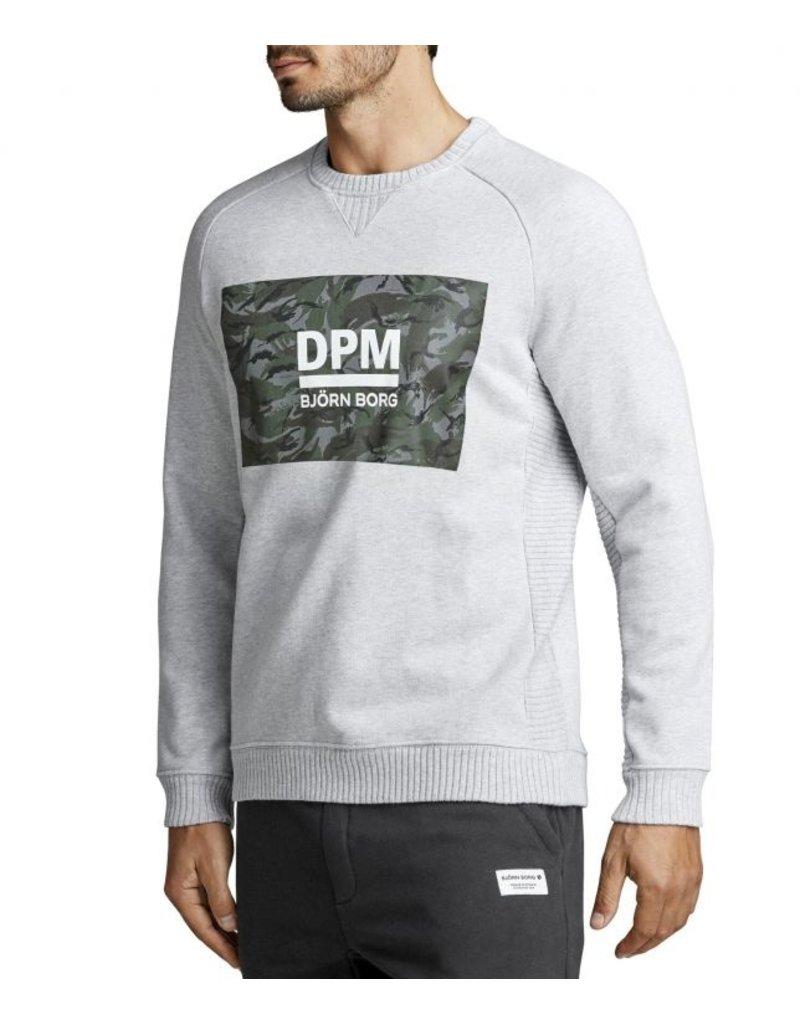 Björn Borg Björn Borg DPM Sweater Grey