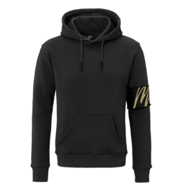 Malelions Malelions Captain Hoodie 2.0 Black/ Gold