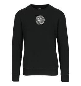 Black & Gold Rotondinos Sweater Black