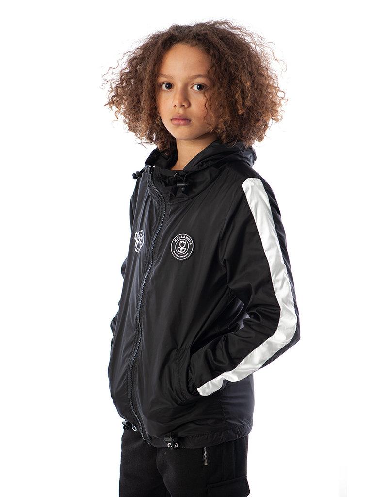 Black Bananas BLCK BNNS Kids Striped Jacket Black