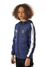 Black Bananas BLCK BNNS Kids Striped Jacket Navy