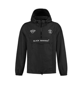 Black Bananas BLCK BNNS Kids Anorak Windbreaker Black