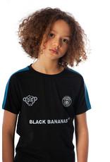 Black Bananas BLCK BNNS Kids Stripe Tee Black/Navy
