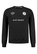 Black Bananas BLCK BNNS F.C. Crewneck Black