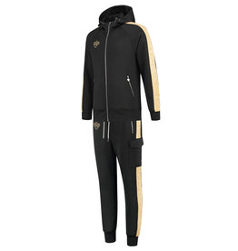Black Bananas BLCK BNNS Embossed Tracksuit Black