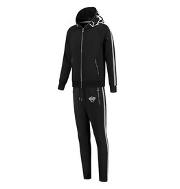 Black Bananas BLCK BNNS Incognito Tracksuit Black/White