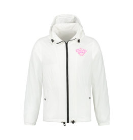 Black Bananas BLCK BNNS Praque Patch Jacket White