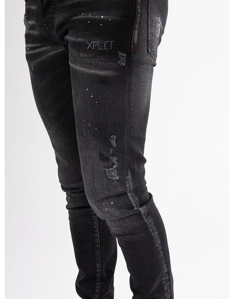 XPLCT Studios XPLCT Toronto Jeans Black