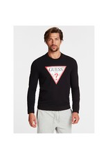 GUESS GUESS Logo Sweater Black