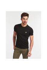 GUESS GUESS Small Patch Shirt Black