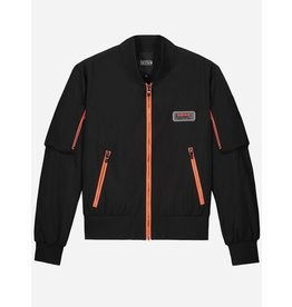 SUSTAIN SUSTAIN Bomber Jacket Black