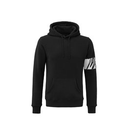 Malelions Malelions Captain Hoodie 2.0 Black/White