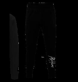 Malelions Malelions Signature Jogger Black/White