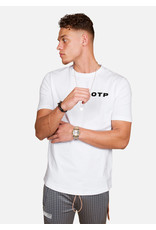 Off The Pitch OTP Full Stop SS Tee White