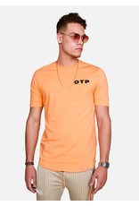 Off The Pitch OTP Outline Off Tee Orange