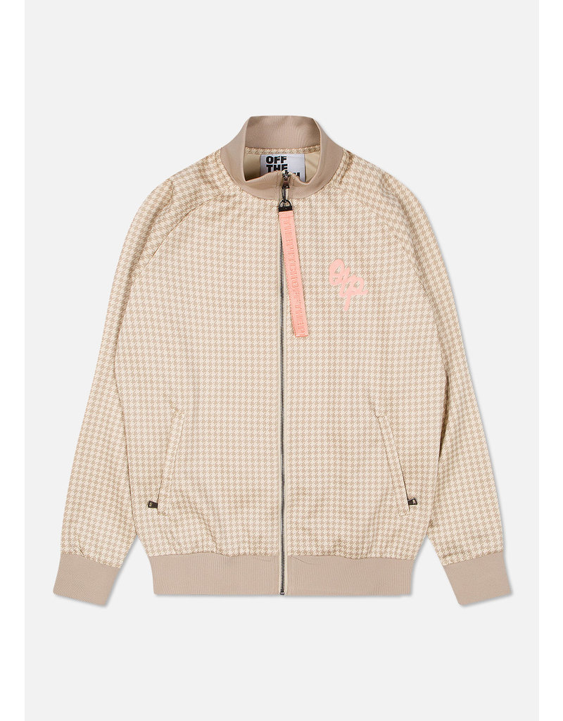 Off The Pitch OTP PEA De Poeh Jacket Sand