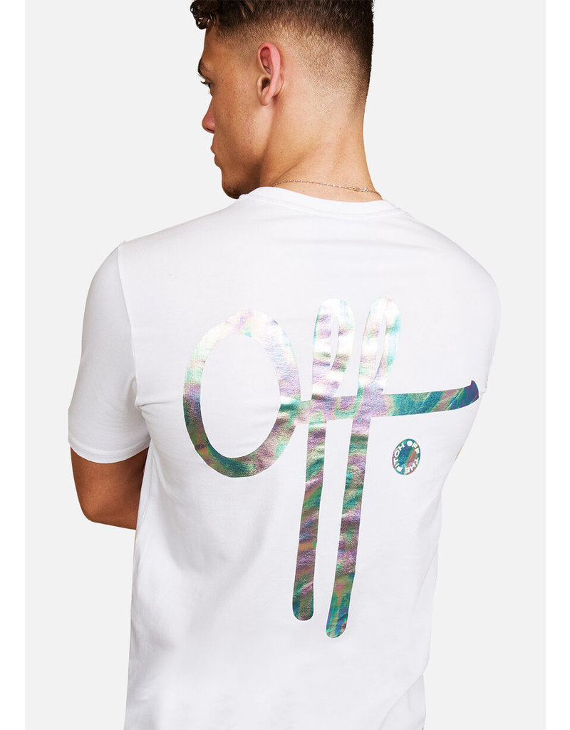 Off The Pitch OTP Illuminated Tee White