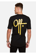 Off The Pitch OTP Full Stop SS Black/Yellow