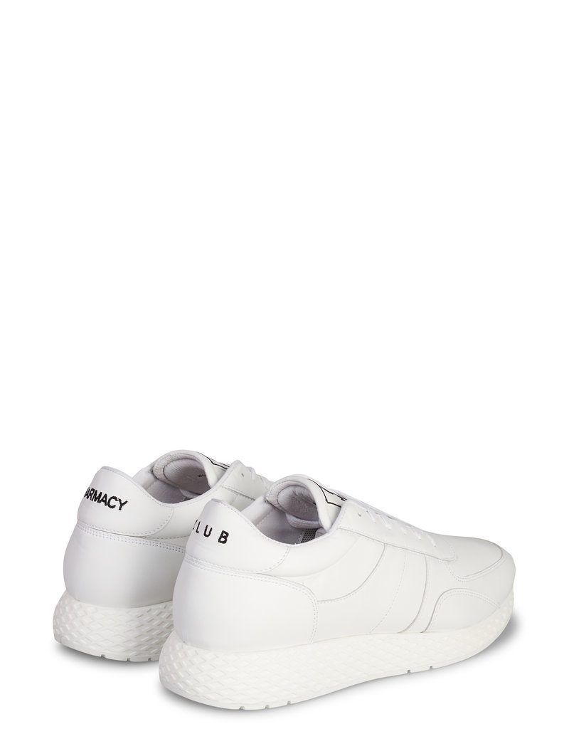 Pharmacy Club PC Runner Sneaker White